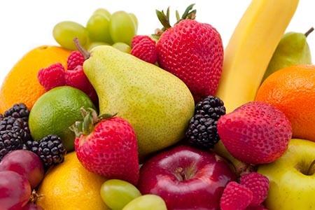 фруктовая смесь