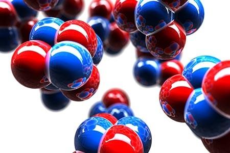 молекула вещества