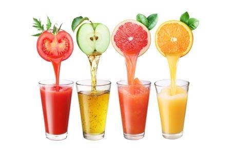 очищение кишечника натуральными соками