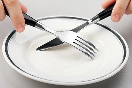 ограничение в еде
