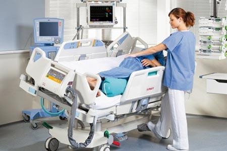 пациент на боку