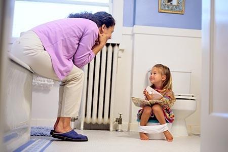 синдрома раздраженного в детстве
