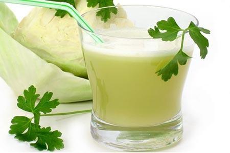 сок из квашеной капусты