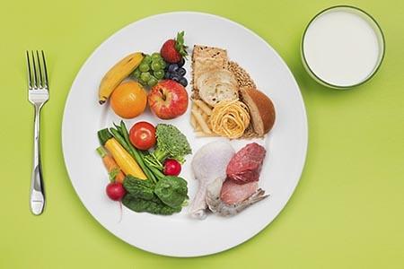 питание мелкими порциями