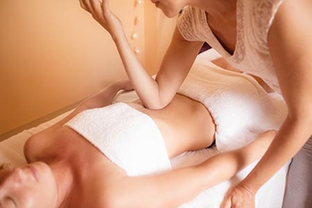 массаж брюшной полости