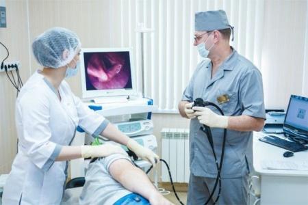 Подготовка к гастроскопии