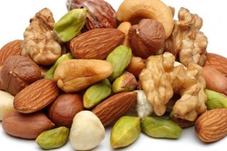 Орехи при гастрите